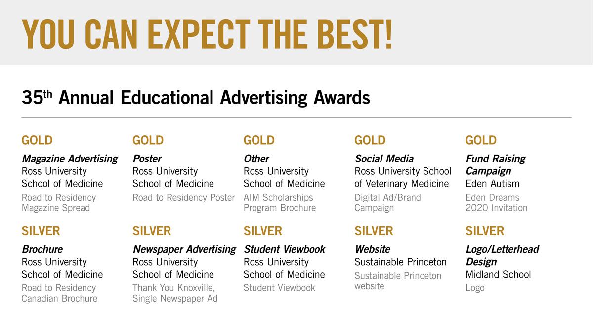 Educational Advertising Awards